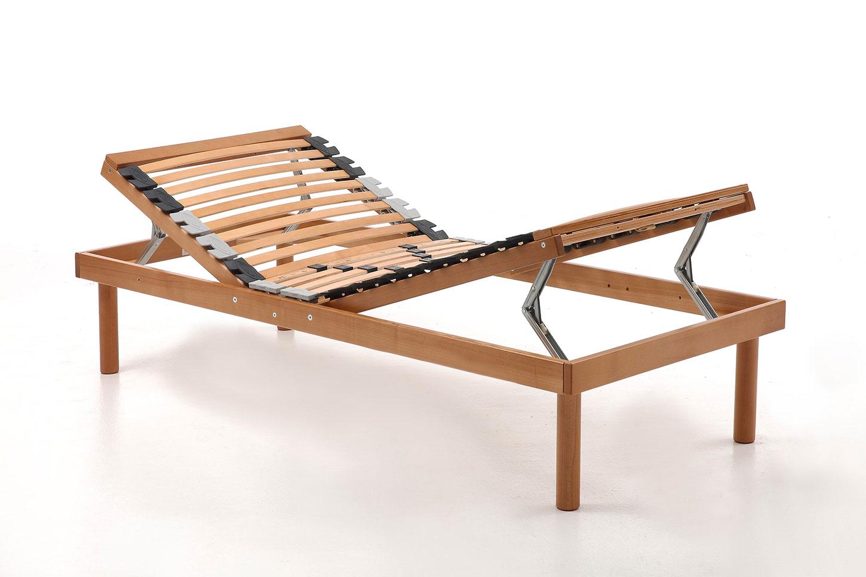 Rete letto elettrica lamantin relax elettrica for Lamantin letti