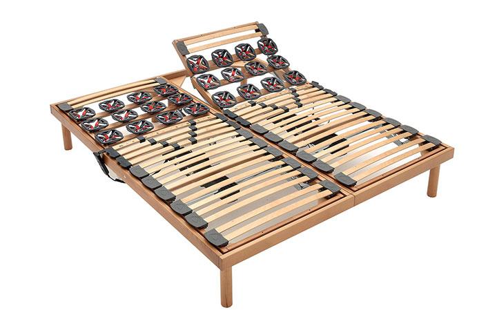 Reti a doghe in legno lamantin - Reti da letto elettriche ...