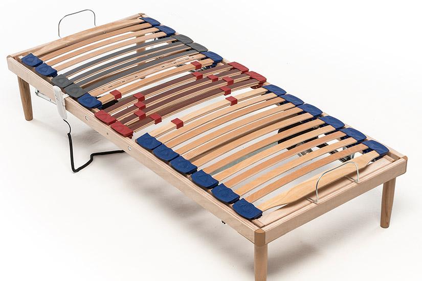 Reti elettriche a doghe relax lamantin - Reti da letto elettriche ...